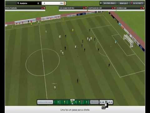 FM Football Manager 2010 Amazing Goal Filipe Oliveira