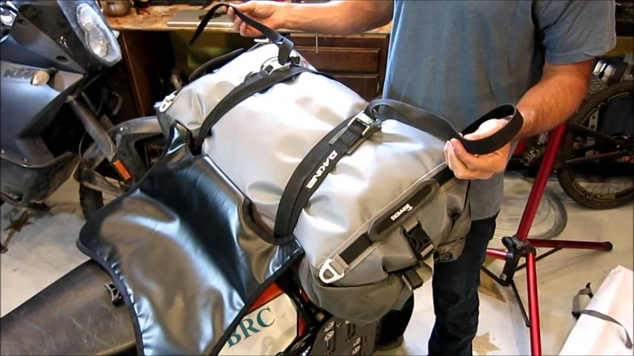335ecb1f5e15 Mosko Moto Backcountry Rear Duffle - YouTube