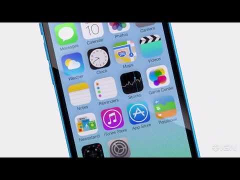 iPhone 5C and iOS 7: Designed Together