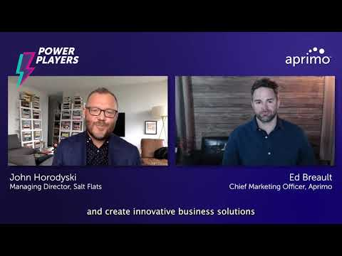 Question 1: All About The Oracle | John Horodyski – Aprimo Power Player