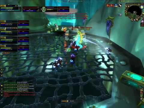 WoW Multiboxing - 5 Shamans: Heroic Steamvault by Veronika - WoW