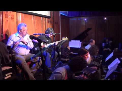 "Taller de Tango SADEM 2014-10-29 en ""La Bohemia"""