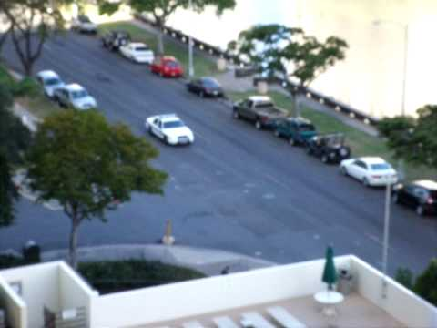 Honolulu Police Department tsunami evacuation orders 2-27-10