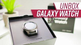 Trên tay Samsung Galaxy Watch