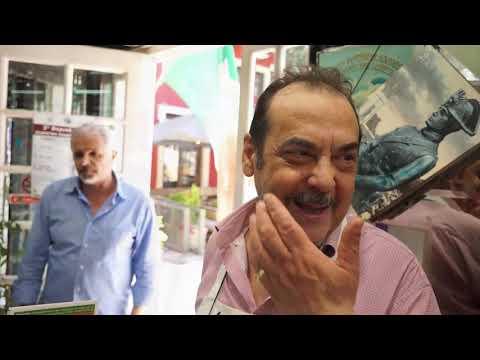 Grecia, intervista a gelataio italiano