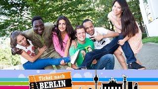 Ticket nach Berlin | Der Trailer