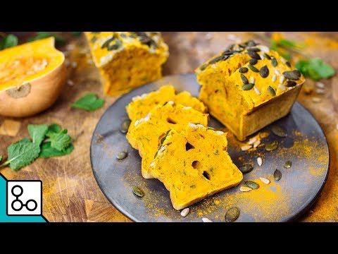 Cake butternut et curcuma - YouCook