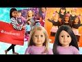 ドレス ドールハウス お料理グッズ 💛 可愛すぎるアイテムたくさーん💛 アメリカンガール 人形 を買いに行くよ! American Girl Store Truly Me