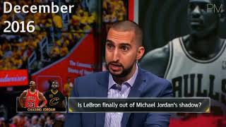 Nick Wright wrong about Lebron James again | PM