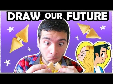 Drawing our FORTUNES - Seeing the future??
