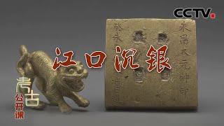 《考古公开课》 20200503 江底里的宝藏| CCTV科教