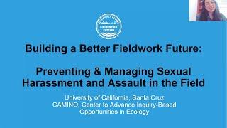 Building a Better Fieldwork Future presented by Amanda Donaldson