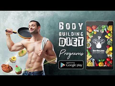 Bodybuilding Diet Programs App