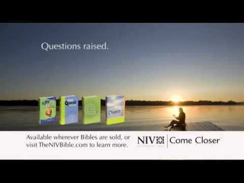 Quest Study Bible - The Bible That Answers Your Bible Questions