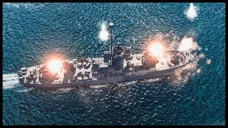 Video Landing Craft Support Ships in Combat! (The Battle of Natuna Part Six) download MP3, 3GP, MP4, WEBM, AVI, FLV Desember 2018