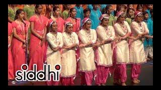 Bhumro - Kashmiri Folk Song Dance - Vocal Ensemble - Siddhi 2017