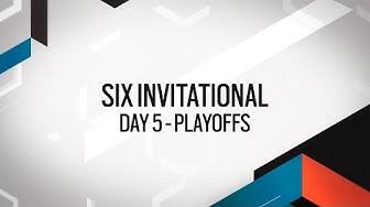 Rainbow Six: Six Invitational 2020 – Playoffs – Day 5