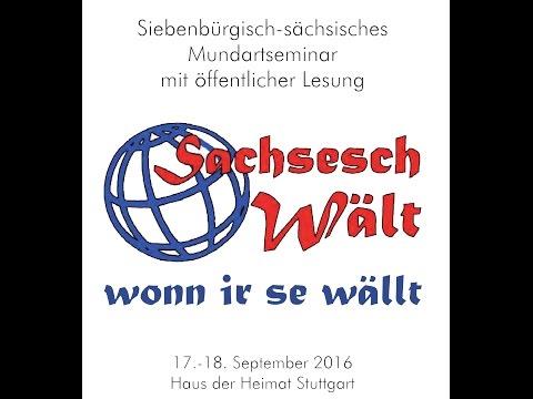Radio Siebenbürgen im Interview mit Hans-Werner Schuster (Bundeskulturreferent)