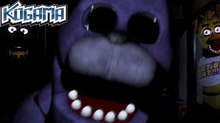 MATARAM O BONNIE (FIVE NIGHTS AT FREDDY