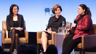 Mrs. Laura Bush - A Conversation on Empowering Women in Afghanistan: Talks at GS Session Highlights