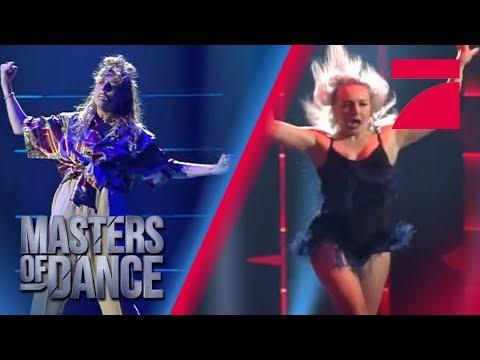 Jennifer vs. Katja: Welcher Solo-Tanz kommt besser an? | Masters of Dance | ProSieben