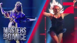 Jennifer vs. Katja: Welcher Solo-Tanz kommt besser an?   Masters of Dance   ProSieben