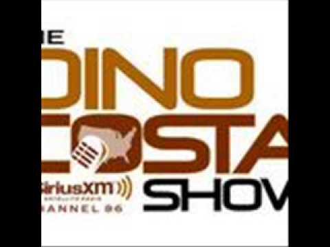 DINO COSTA SIRIUS XM RADIO CHANNEL 86  JULY 18 HR 1