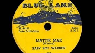 Baby Boy Warren - Mattie Mae