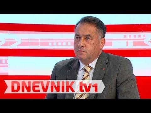 Zoran Mikulić za TV1: HDZ ima rasistički prijedlog, teško do kompromisa sa rasizmom