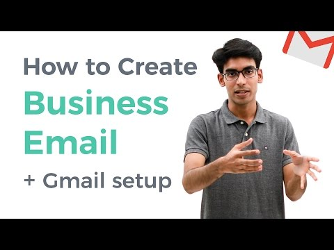 How to Create Free Business Email & Use it with Gmail