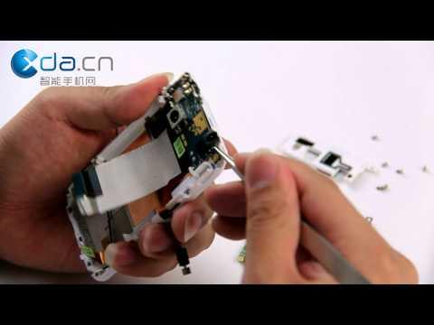 HTC Radar C110 Teardown(HTC Radar 拆机) via xda.cn