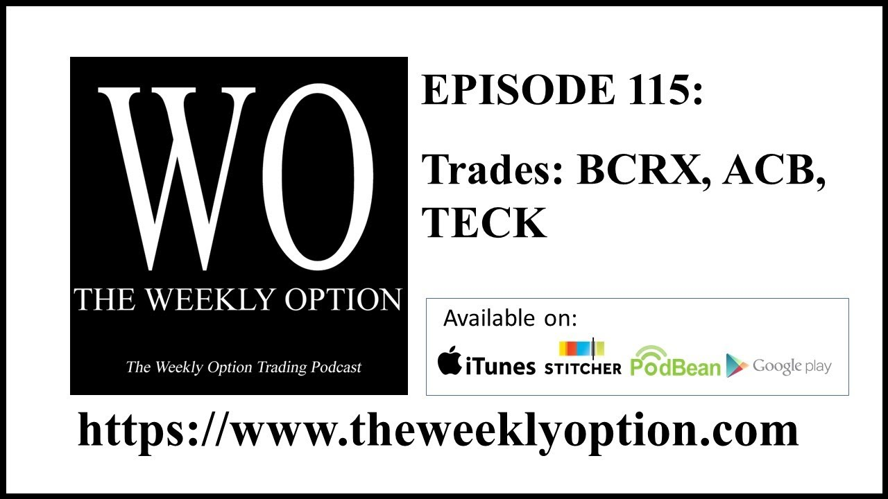 The Option Genius Podcast: Options Trading For Income and Growth on Apple Podcasts