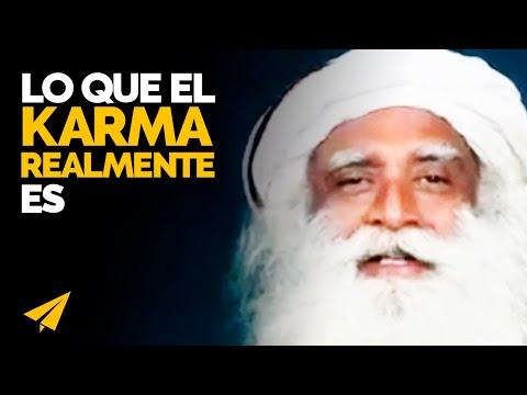 ¿Qué es el KARMA? Guía Ancestral para Crear tu destino | Evan entrevista a Sadhguru en español