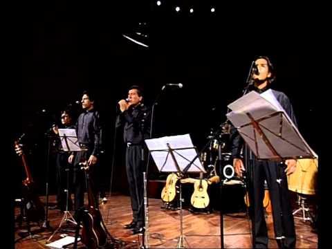 QUILAPAYÚN - Allende (Picap, 2003) @ Palau de la Música Catalana