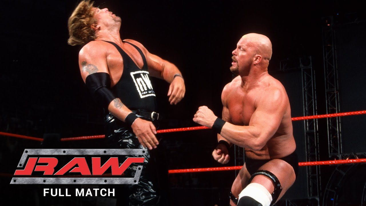 "FULL MATCH - The Rock & ""Stone Cold"" Steve Austin vs. The nWo – Handicap Match: Raw, March 11, 2002"