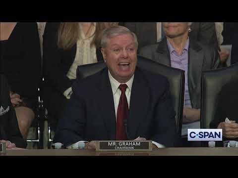 Senator Lindsey Graham (R-SC) Opening Statement in FISA Hearing