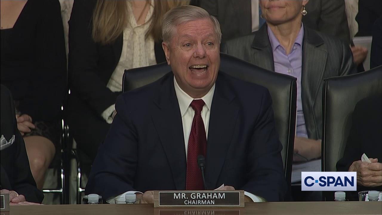 Senator Lindsey Graham (R-SC) Opening Statement in FISA Hearing - CSPAN