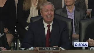 Senator Lindsey Graham (R-SC) Opening Statement in FISA Hearing