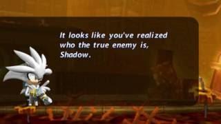Sonic Rivals  - Silver Story cutscenes