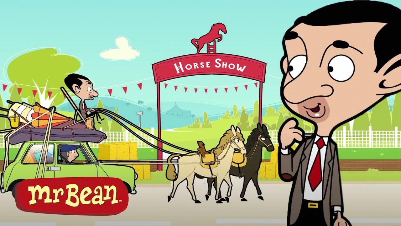 Mr Bean Animated Long Episodes Compilation  Funniest Clips Season 3  Mr Bean Cartoon World