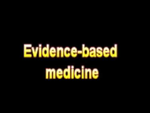 What Is The Definition Of Evidence based medicine - Medical Dictionary Free Online