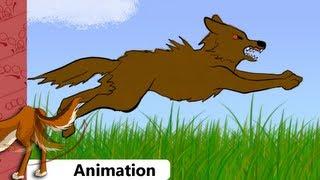Wolf Animation Short - The Cake