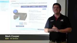 Product Bulletin - Panasonic PT-RZ670