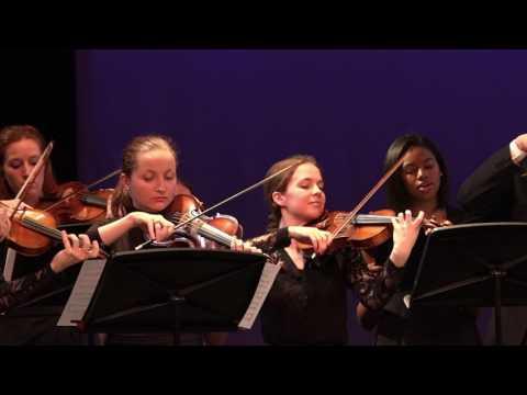 How Can I Keep from Singing? - Amanda Powell, Apollo's Fire, Laurel School Choir