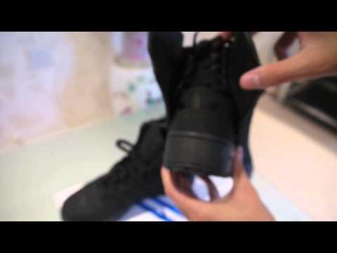Jeremy Scott X A$AP Rocky Adidas Black Flag Wings 2.0