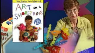 Art on a Shoestring DVD: Create Amazing Art on a Budget