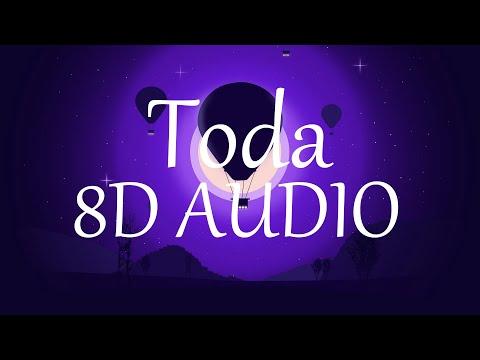 Alex Rose - Toda (8D AUDIO) 360° Remix Ft. Cazzu, Lenny Tavarez, Lyanno & Rauw Alejandro