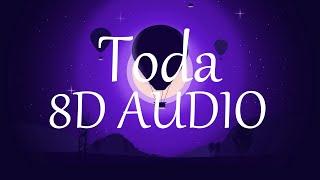 Download lagu Alex Rose - Toda (8D AUDIO) 360° Remix Ft. Cazzu, Lenny Tavarez, Lyanno & Rauw Alejandro