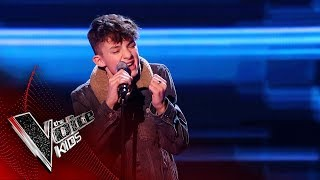 Mykee-D Performs 'Ain't Nobody'   Blind Auditions   The Voice Kids UK 2019