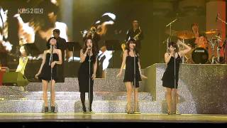Brown eyed girls 081230 Special Stage  Hit the Road Jack+Unchain My Heart+What
